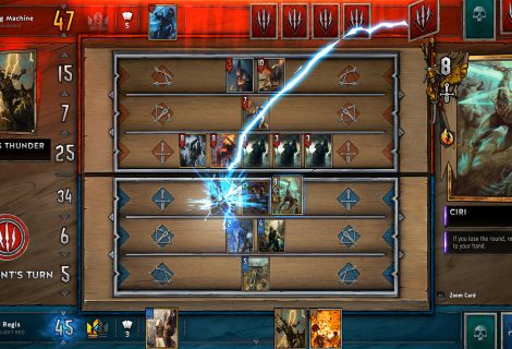 Gwent: The Witcher Card Game goes open beta!