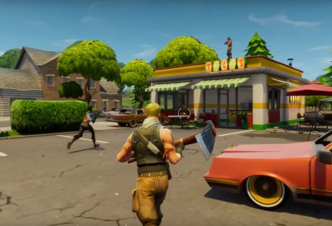 Fortnite: Battle Royale, pickaxe your battles carefully