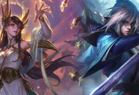 Divine Sword Irelia and Enduring Sword Talon Skins Now Available for Purchase